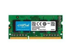 Memorias SO-DIMM DDR3
